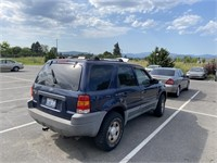 2002 Ford Escape XLS Choice