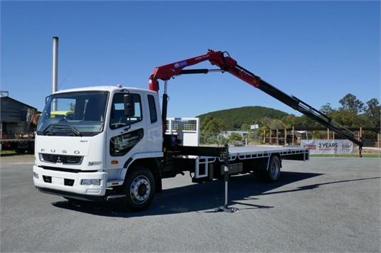 2020 Fuso Fighter 1627 - Trucks for Sale