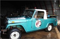 ONLINE COLLECTOR'S VEHICLE AUCTION -JEEPS-CHEVROLETS