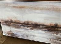 "43 - NEW WMC ""ISLE"" CANVAS ART ($119.95)"