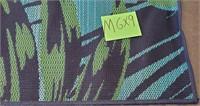 C - NEW MAINSTAY INDOOR/OUTDOOR 6X9 RUG (M)