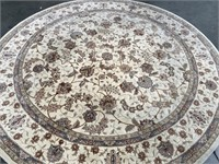 793 - BEAUTIFUL ROUND AREA RUG