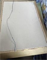 793 - SIGNED/FRAMED ART IN THE BALLROOOM