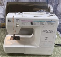 351 - EURO-PRO MULTI STITCH SEWING MACHINE