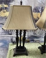 793 - PAIR OF MATCHING TABLE LAMPS