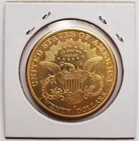 GOLD 1904-S $20 DOLLAR COIN