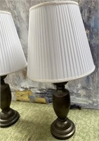 793 - BEAUTIFUL MATCHING PAIR OF TABLE LAMPS