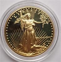 1oz & 1/2 oz AMERICAN EAGLE GOLD COINS