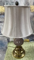 793 - BEAUTIFUL PAIR OF MATCHING TABLE LAMPS