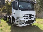 Mercedes Benz Actros 3243 8x4|Cab Chassis