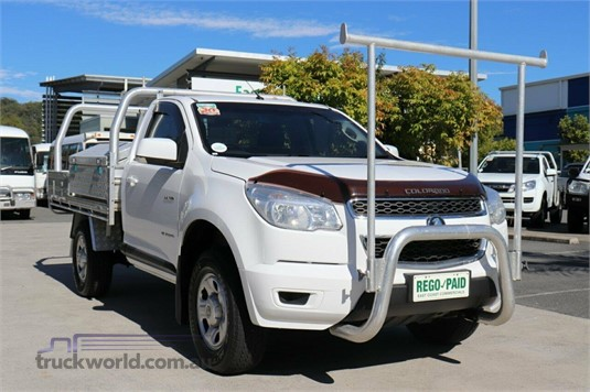 2014 Holden COLORADO - Trucks for Sale