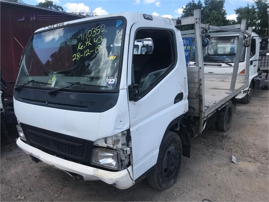 0 Mitsubishi Canter - Wrecking for Sale