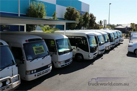 2012 Toyota COASTER - Trucks for Sale