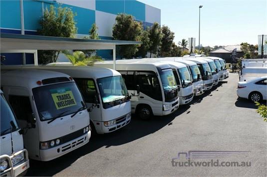 2009 Toyota COASTER - Trucks for Sale