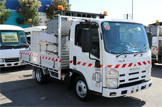 2012 Isuzu FVZ - Trucks for Sale