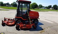 Golf Course Fairway, Turf  Mowers Online Auction