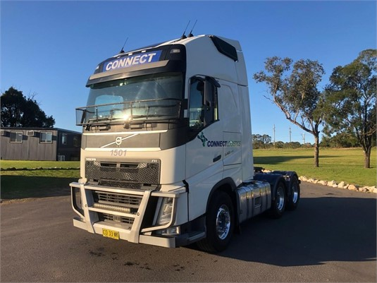 2015 Volvo FH13 - Trucks for Sale