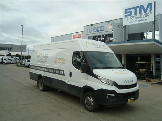 2017 Iveco Daily 50c17 - Light Commercial for Sale