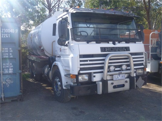 1997 Scania P113M - Trucks for Sale