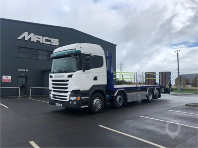 2017 SCANIA R450 at TruckLocator.ie