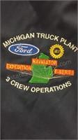 Ford Michigan Truck Plant Lightweight