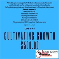 Mon. Sept. 14th Coles County Farm Bureau Benefit Online