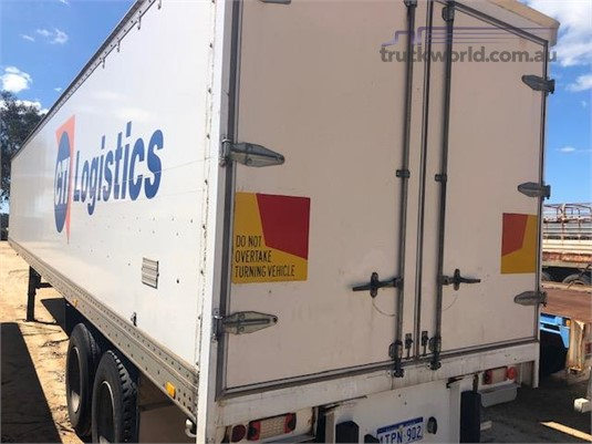 1996 Maxitrans Pan Tech - Trailers for Sale