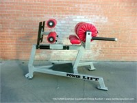 UNM Workout Eqpmt Online Auction, August 31, 2020 | A1162