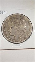 Coin & Currency Sept 2020 Online Auction