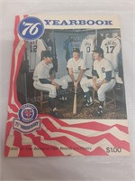 Detroit Tigers '76 Yearbook