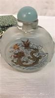 Dragon Snuff Bottle