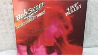 Bob Seger & The Silver Bullet Band 'Live ' Bullet