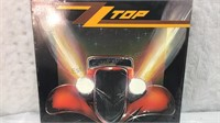 ZZ Top Eliminator LP Factory Sealed