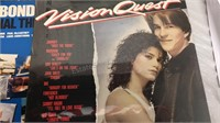 Assorted LPS - Vision Quest Soundtrack Factory