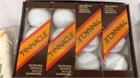 Assorted Golf Balls & Towel NIP