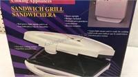 Dominion Sandwich Grill - NIB Untested