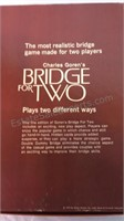 Vintage Bridge For Two Game