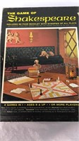 Vintage The Game of Shakespeare