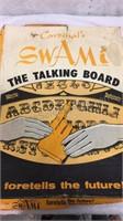 Vintage Cardinal's Swami The Talking Board