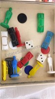 Vintage Park & Shop Game