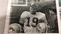 NFL Bill  Munson Memorabilia
