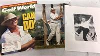Golf Pro Tom Wargo Memorabilia