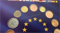 Europe's Final National Coins Collector Set