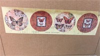 Cypress Home 3 Boxes of 4 Dessert Plate Set
