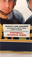 Vintage Framed Issue of Sports Illustrated (no