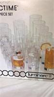 Octime 18 Piece Glass Set