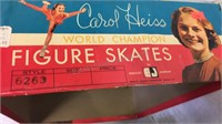 Carol Heiss Figure Skates - No visible size