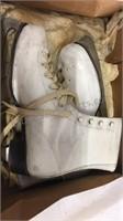 Vintage Brookfield Child's Ice Skates Size 3