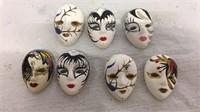 Masquerade Wall Decor & Pins