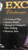 Excalibur Electronic Backgammon Game - NIB